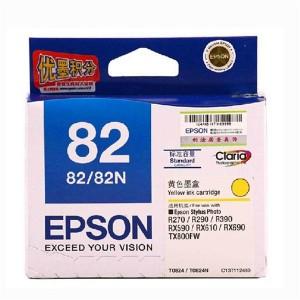 EPSON/爱普生 T0824 黄色墨盒