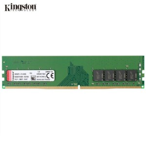 金士顿(Kingston)DDR4 2400 4G 台式机内存