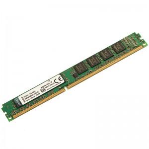 金士顿 台式机内存条 DDR3 1600 尺寸:KVR16N11S8/4-SP(4GB)