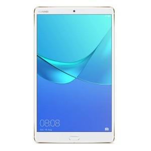 华为 平板电脑 M5 SHT-W09 8.4英寸 4G全网通 4G 32G WiFi版 8核 Android8.0 分辨率2560*1600 麒麟960 保修一年 香槟金