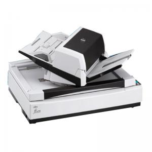 富士通(Fujitsu) Fi-6770扫描仪 A3高速彩色双面自动进纸带平板