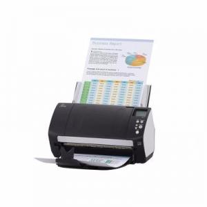 富士通(Fujitsu)Fi-7260扫描仪A4高速双面自动进纸带平板