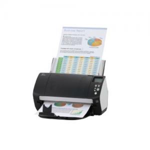 富士通(Fujitsu)Fi-7180 扫描仪A4高速双面自动进纸