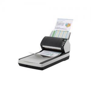 富士通(Fujitsu)Fi-7280 平板加馈纸式自动双面彩色高速A4扫描仪