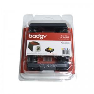 爱立识(EVOLIS)色带架 CBGR0100C 100张/卷 适用于BADGY100/200证卡打印机 彩色