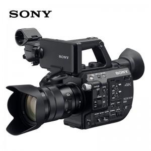 索尼 摄录一体机 PXW-FS5K 18-105mm 黑色