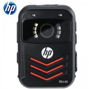 惠普DSJ-A5执法记录仪标配+128G 1296P高清红外夜视