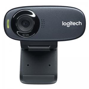 罗技 C310 HD500万像素720P高清晰网络摄像头