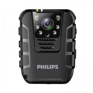 飞利浦(Philips) VTR8100 执法仪 黑色(单位:台)