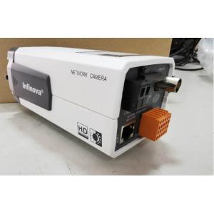英飞拓 720P枪机 VH110-A1-A0 H系列1.3M网络枪机 1.3M POE/12VDC/24VAC 摄像机