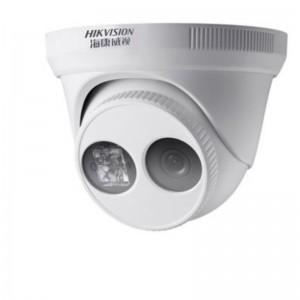海康威视 DS-2CD3345-I 网络数字监控摄像机 POE半球 4MP 白色