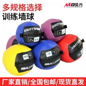 环保PVC健身药球 健身软药球健身球健身墙球健身实心球健身重力球