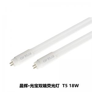 晨辉·光宝双端荧光灯 T5 18W 4000K (72×0.5W/LED模块)