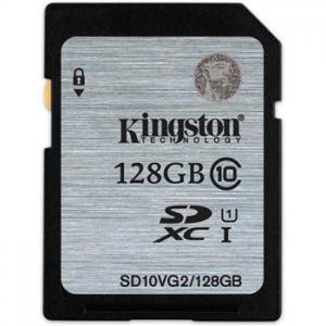 金士顿 SD10VG2/SDS/128GB 内存卡