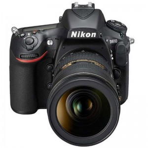 尼康(Nikon) 单反单机 D810 黑色