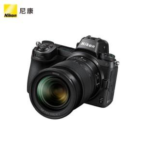 尼康(Nikon)Z 6 24-70mm f/4套机 全画幅 微单相机 数码相机 (273点自动对焦 连拍12幅/秒 )