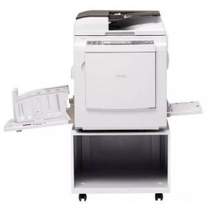 理光速印机 DD3344C A3书刊式扫描/B4印刷幅面 加配盖板 国产工作台