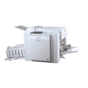 理光 DD2433C 数码印刷机 油墨一体化速印机 原稿制版