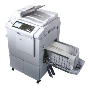 理光黑白速印机 DD5440C B4印刷幅面 配盖板 国产工作台