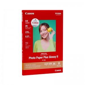 佳能 高级光面 相片纸 PP-208 A4 20张/包