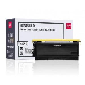 得力(deli) DLB-TN2050 黑色粉墨盒 (适用兄弟 2040/2045/2070/2075/7010/7025 联想LJ2000/3120)
