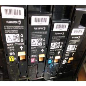 富士FUJI XEROX CP105粉盒原装彩色 单位:支