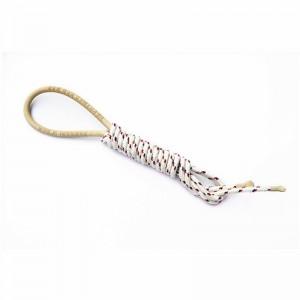 新健牌 无柄压胶跳绳 XJ6-260 2.6m 编织棉绳