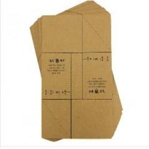 立信牛皮凭证包角 195*145mm  195-36 25张/束