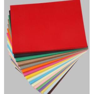 国产彩色卡纸 39*54cm 20张一包 单位:包