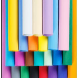 国产彩色海绵纸 48*49cm 10张一包 单位:包