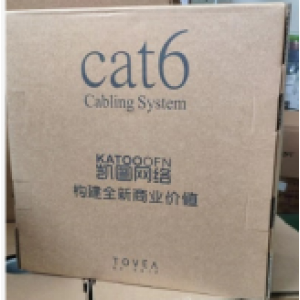 KATOO CAT6E 六类网线1箱