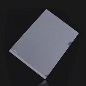 """""""得力 5706 A4透明文件套 L型单片夹 10个/包  """""""