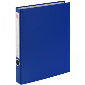 NO.334 办公必备纸板夹 A4 长押夹 蓝 (单位:个)