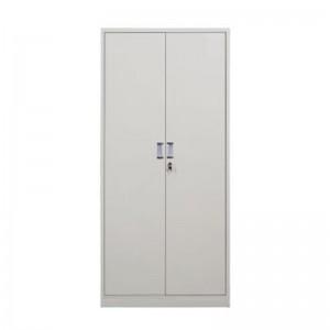 创美 CM-002 1850*850*390mm 凭证柜钢制铁皮柜文件柜 二门柜