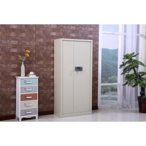 创美 通体电子密码锁 文件柜 保险柜 白色(单位:台)1850*900*420 厚度1.0MM(定制款8-10天)