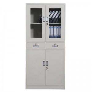 创美 CM-008 钢制文件柜 通体中二斗柜 1850*850*390(销售单位:个)