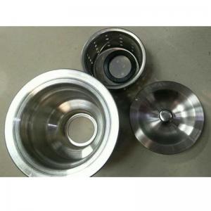 8110QT-G012厨房水池不锈钢落水器