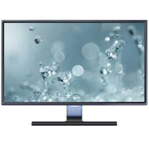 三星 液晶电脑显示器 LS24E360HL 23.6英寸 臻彩广视角不闪屏 HDMI高清接口 屏幕比例16:9 最佳分辨率1920*1080 电源AC100~240V 保修期一年 白色