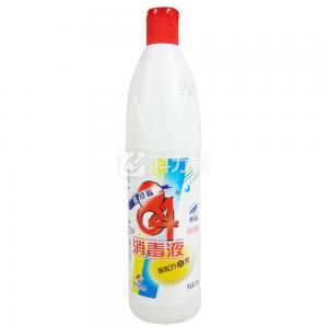 爱特福 84消毒液 518ml/瓶 30瓶/箱