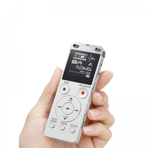 索尼 ICD-UX565F 录音笔 银