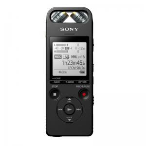 索尼 ICD-SX2000 16GB 高解析度立体声三向录音笔 黑 单位:支