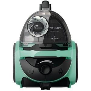 飞利浦 FC5833 吸尘器 卧式 电源线4-6m 最大功率1201-1400W 绿色
