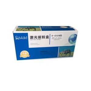 荣普 打印机硒鼓 RP-7553A 标准装 替代惠普7553/53 硒鼓 适用HP Laserjet P2015/2014/M2727mfp 黑色