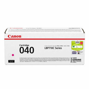 CANON/佳能 CRG-040 C 青色 1 支 5400 页 硒鼓 适用机型见商品详情