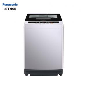 松下 XQB80-T8221 8公斤全自动波轮洗衣机 灰色