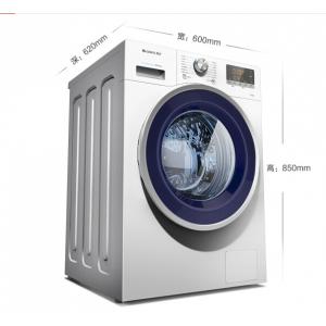 格力洗衣机8公斤 金色