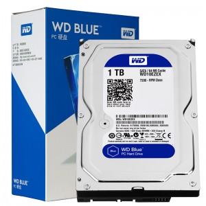 西部数据(WD) 台式硬盘 WD10EZEX-C34 1T 3.5寸