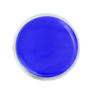 得力 单色快干印台 9863 蓝色