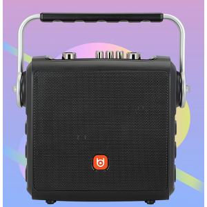 贝德 风华BD-H0567户外音响蓝牙插卡大功率+话筒1