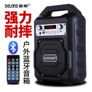 歌郎  S23便携式户外音响